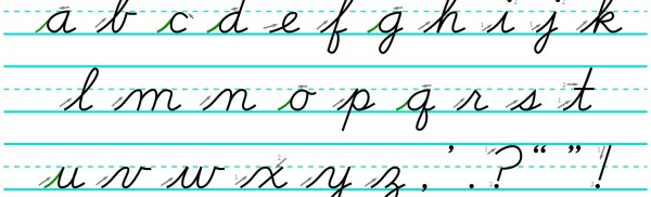Help your Child Improve Their Handwriting - Aspire Charter ...